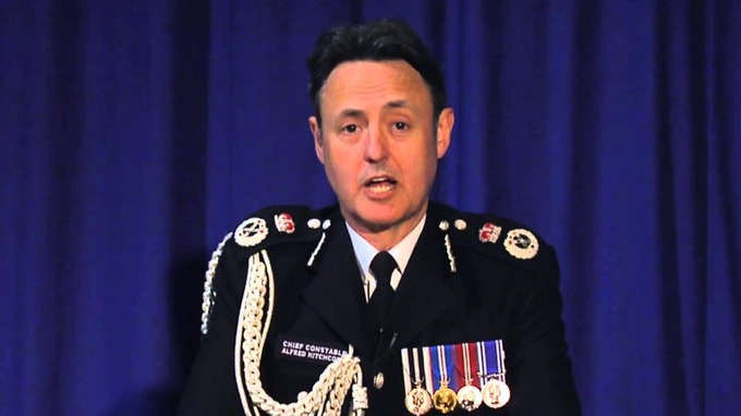 Alf Hitchcock CBE