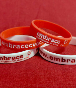 Embracelets - Embrace wristbands