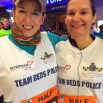 Team Beds Police raising money for Embrace CVOC