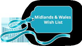 Midlands Wish List