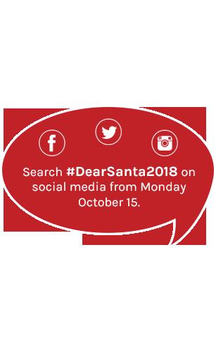 Dear Santa 2018 - Embrace CVOC - Spread the word