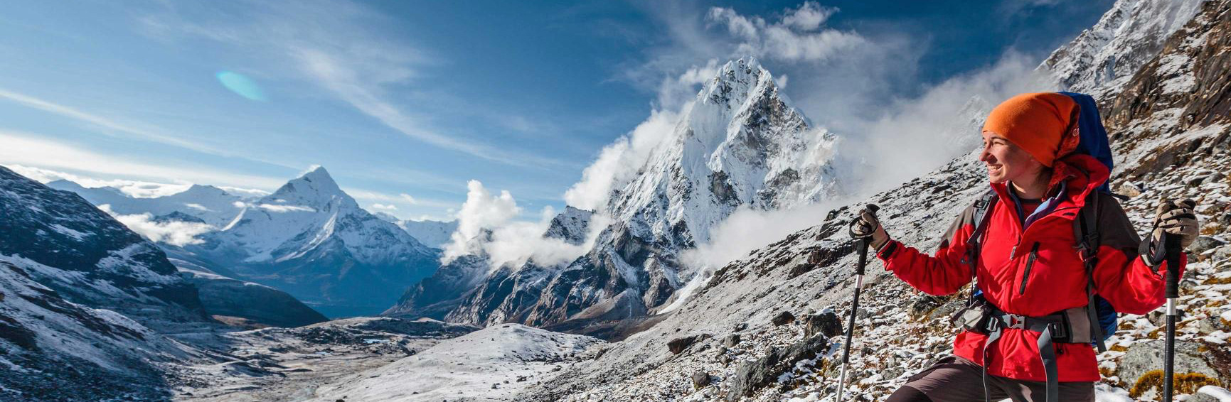 Everest Base Camp with Embrace